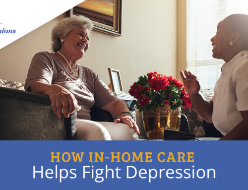 How In-Home Care Helps Fight Depression
