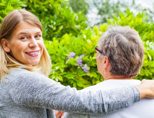 Benefits of At-Home Care for Your Elderly Loved One
